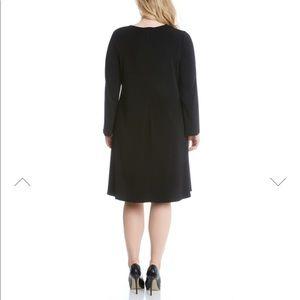 Karen Kane Nordstrom Plus Size 1x Taylor Dress
